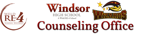 Windsor High School Counseling Office